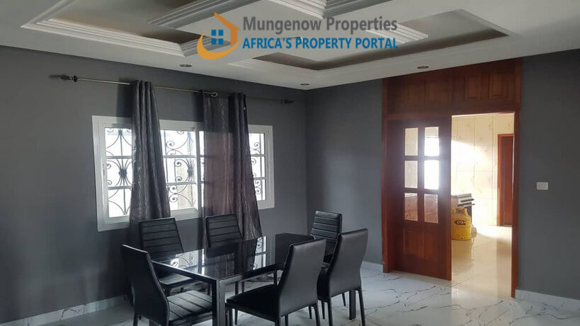 Newly Constructed Furnished Duplex for Sale at Ngeme.