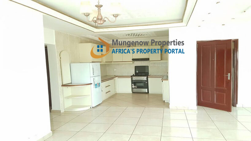 Clean and Luxurious Apartment for Rent at Shell Nsimeyong.